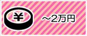 〜2万円の景品セット