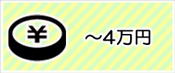 〜4万円の景品セット