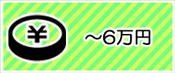 〜6万の景品セット