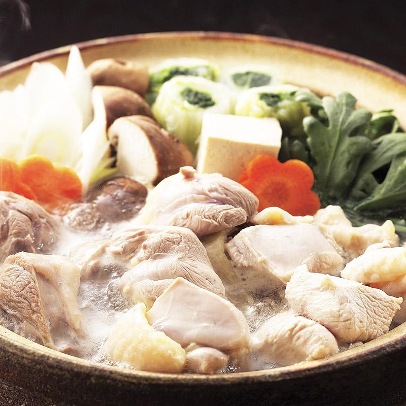 熊本 大阿蘇鶏 水炊き